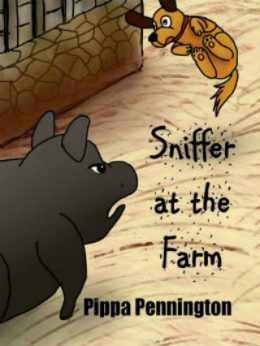 sniffer at the farm